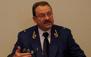 Прокурор Тамбовской области