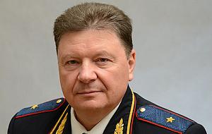 Начальник УМВД РФ по Алтайскому краю