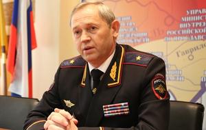 Начальник УМВД РФ по Ярославской области