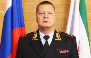 Начальник УМВД РФ по Республике Ингушетия