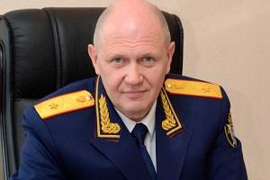 Руководитель Cледственного управления Следственного комитета РФ по Магаданской области