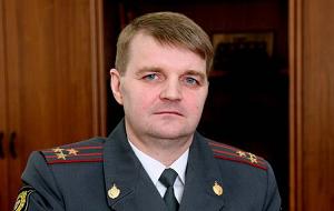 Начальник УМВД РФ по Ямало-Ненецкому автономному округу