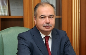 Представитель от исполнительного органа государственной власти Республики Дагестан. Заместитель Председателя Совета Федерации