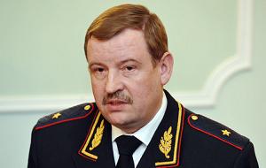 Начальник УМВД РФ по г. Санкт-Петербургу и Ленинградской области