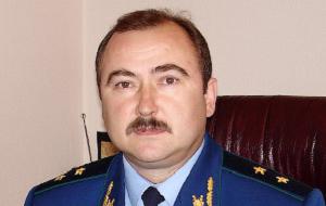 Прокурор Новосибирской области