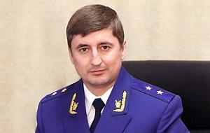 Прокурор Саратовской области