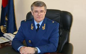 Прокурор Алтайского края