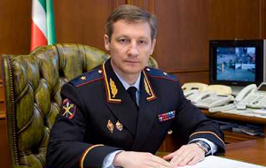 Начальник УМВД РФ по Республике Татарстан