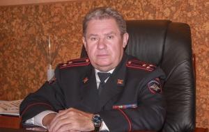 Начальник УМВД РФ по Еврейской автономной области
