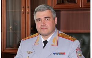 Начальник УМВД РФ по Хабаровскому краю