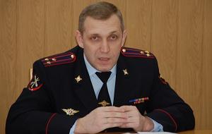 Начальник УМВД РФ по Ненецкому автономному округу
