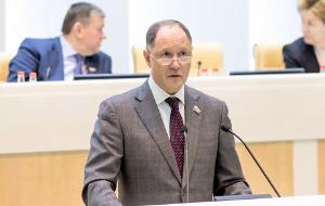 Член Комитета Совета Федерации по социальной политике. Представитель от законодательного (представительного) органа государственной власти Московской области