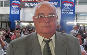Заместитель председателя Крымской республиканской организации «Русское Единство». Член исполкома Симферопольского городского совета