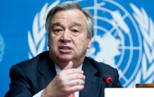 Португальский государственный деятель, избранный генеральный секретарь ООН (вступит в должность 1 января 2017 года). Генеральный секретарь Социалистической партии Португалии (1992—2002), премьер-министр Португалии (1995—2002), председатель Социалистического интернационала (1999—2005), верховный комиссар ООН по делам беженцев (2005—2015)