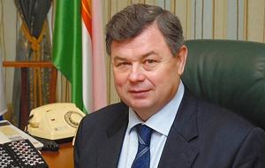 Губернатор Калужской области с 12 ноября 2000 года
