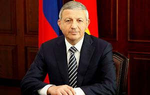 Глава Республики Северная Осетия — Алания