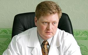 Главный врач Новосибирского областного клинического диагностического центра