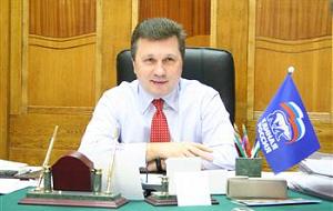 Заместитель председателя Комитета Совета Федерации по экономической политике. Представитель от исполнительного органа государственной власти Ивановской области