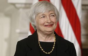 Американский экономист, глава Федеральной резервной системы США с 3 февраля 2014 года (первая женщина на этом посту). Занимала пост заместителя председателя Совета управляющих Федеральной резервной системой США в 2010—2014 годах