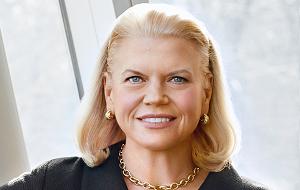 Американский руководитель высшего звена, бизнес-леди. Председатель совета директоров, президент и генеральный директор компании IBM, первая женщина-руководитель компании. До того, как стать президентом и генеральным директором в январе 2012 года, занимала должности старшего вице-президента и исполнительного директора по продажам, маркетингу и стратегии в IBM. Начала работу в IBM в 1981 году в качестве системного инженера в Детройтском офисе компании
