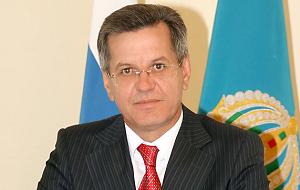 Губернатор Астраханской области
