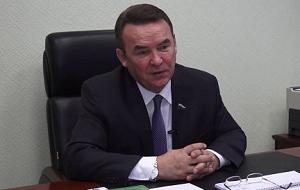Член Комитета Совета Федерации по международным делам. Представитель от законодательного (представительного) органа государственной власти Республики Башкортостан