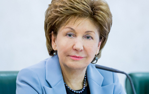 Представитель от исполнительного органа государственной власти Воронежской области. Заместитель председателя Совета Федерации