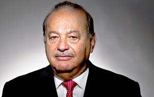 Мексиканский бизнесмен ливанского происхождения, сын эмигрантов-маронитов из Ливана. Миллиардер, один из богатейших людей планеты