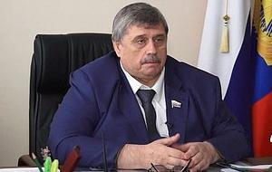 Член Комитета Совета Федерации по обороне и безопасности. Представитель от законодательного (представительного) органа государственной власти Костромской области