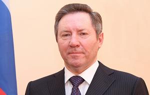 Губернатор Липецкой области