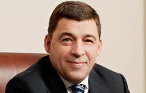 Губернатор Свердловской области