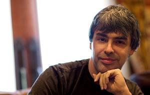 Разработчик и сооснователь поисковой системы «Google». 4 апреля 2011 года стал главным исполнительным директором компании, сменив на этом посту Эрика Шмидта