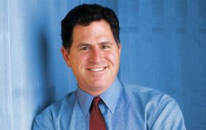 Основатель и руководитель компании Dell. Начинал свою фирму в кустарных условиях, предоставляя самодельные модификации IBM PC