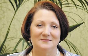 Председатель оргкомитета областного благотворительного марафона «Мир детства»