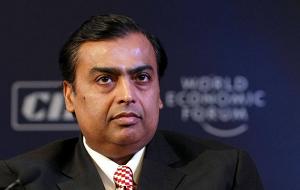 Индийский бизнесмен и самый богатый человек в Индии, по версии журнала «Форбс» 2008 года, с учетом того, что Лакшми Миттал постоянно живёт в Великобритании. Председатель совета директоров, управляющий и основной владелец индийской компании Reliance Industries, являющейся самой крупной компанией в частном секторе Индии