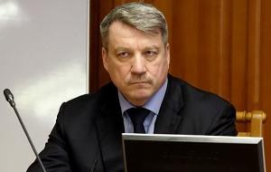 Начальник Управления ФСБ РФ по Челябинской области, бывший начальник Управления ФСБ РФ по Томской области