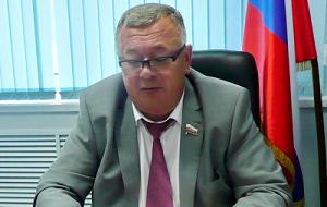 Член Комитета Совета Федерации по аграрно-продовольственной политике и природопользованию. Представитель от законодательного (представительного) органа государственной власти Чувашской Республики