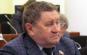 Заместитель председателя Комитета Совета Федерации по экономической политике. Представитель от законодательного (представительного) органа государственной власти Тюменской области