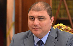 Губернатор Орловской области
