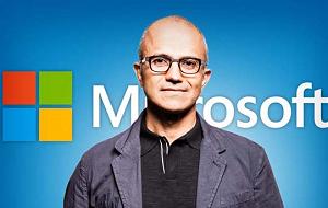 Генеральный исполнительный директор Microsoft с 4 февраля 2014 года