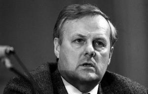 Российский политический деятель времён «перестройки», первый мэр Санкт-Петербурга