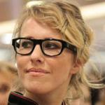 Российская теле- и радиоведущая, журналистка, общественный деятель, актриса, политик. Кандидат в президенты Российской Федерации с 18 октября 2017 года