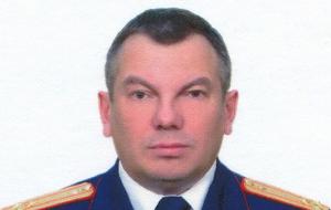 Первый заместитель руководителя Следственного управления Следственного комитета РФ по Орловской области