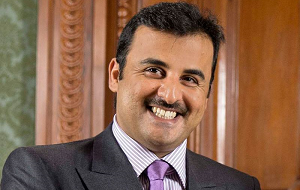 4-й эмир Катара с 25 июня 2013 года
