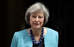 Британский политик, действующий (с 13 июля 2016 года) 76-й премьер-министр Соединённого королевства. Лидер Консервативной партии с 11 июля 2016 года. Занимала пост министра по делам женщин и равноправия (2010—2012) и министра внутренних дел (2010—2016). Член Палаты общин (1997—н.в.). Вторая в истории женщина (после Маргарет Тэтчер) на посту главы правительства Великобритании