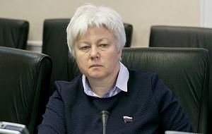 Член Комитета Совета Федерации по международным делам. Представитель от законодательного (представительного) органа государственной власти города Севастополя