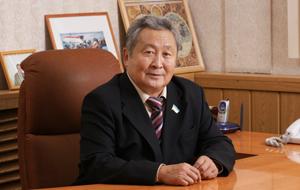 Член Комитета Совета Федерации по международным делам. Представитель от исполнительного органа государственной власти Республики Бурятия