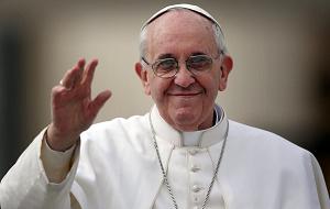 266-й папа римский. Избран 13 марта 2013 года. Первый в истории папа из Нового Света и первый за более чем 1200 лет папа не из Европы (после сирийца Григория III, правившего с 731 по 741 год). Первый папа-иезуит. Первый папа-монах со времён Григория XVI (1831—1846), состоявшего в ордене камальдулов