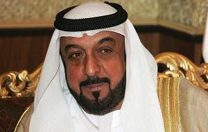 Президент Объединённых Арабских Эмиратов (с 3 ноября 2004 года), эмир Абу-Даби. Халифа Аль Нахайян является одним из самых богатых людей мира с состоянием 15 $ миллиардов, по данным журнала Forbes, а состояние членов его семьи оценивается в 150 $ млрд долларов. Кроме того, Халифа Аль Нахайян курирует инвестиционный фонд Abu Dhabi Investment Authority, капитализация которого, по разным оценкам, доходит до 875 $ млрд (на 2008 год)