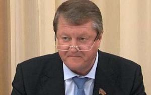 Член Комитета Совета Федерации по экономической политике. Представитель от законодательного (представительного) органа государственной власти Краснодарского края